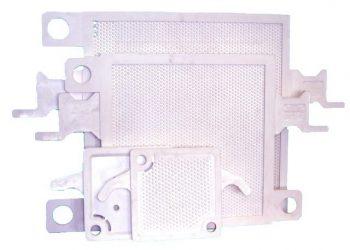 Плиты и рамы фильтровальные из термопластов