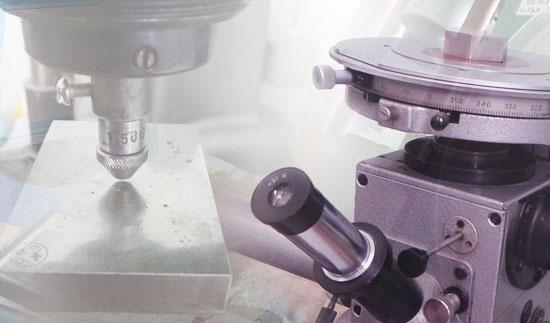 Механические испытания и металлографические исследования